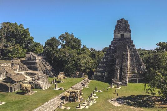 tikal-pyramid
